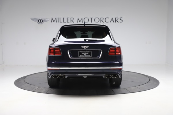 New 2020 Bentley Bentayga Speed for sale Sold at Pagani of Greenwich in Greenwich CT 06830 6