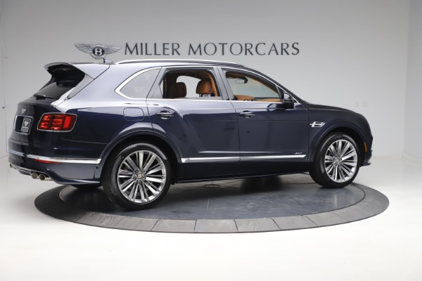 New 2020 Bentley Bentayga Speed for sale Sold at Pagani of Greenwich in Greenwich CT 06830 8