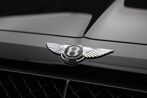 New 2020 Bentley Bentayga V8 for sale Sold at Pagani of Greenwich in Greenwich CT 06830 14