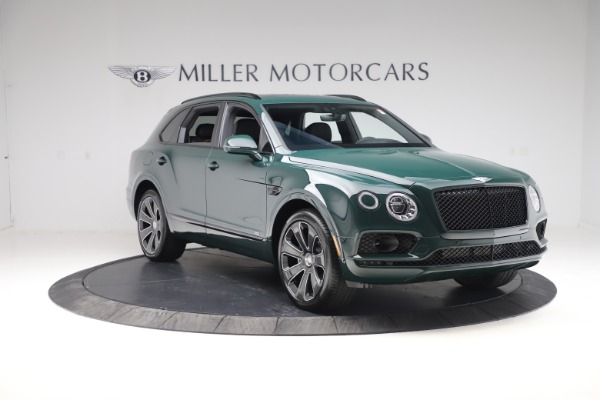 New 2020 Bentley Bentayga V8 Design Series for sale Call for price at Pagani of Greenwich in Greenwich CT 06830 11