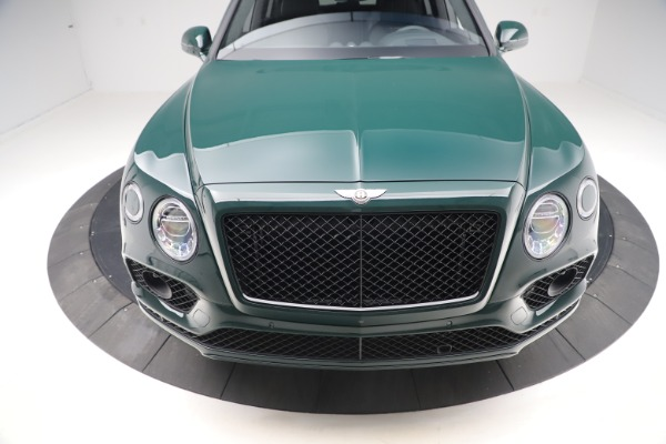 New 2020 Bentley Bentayga V8 Design Series for sale Call for price at Pagani of Greenwich in Greenwich CT 06830 13