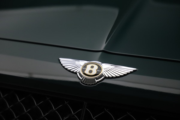 New 2020 Bentley Bentayga V8 Design Series for sale Call for price at Pagani of Greenwich in Greenwich CT 06830 14