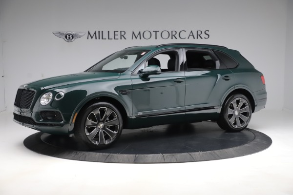 New 2020 Bentley Bentayga V8 Design Series for sale Call for price at Pagani of Greenwich in Greenwich CT 06830 2