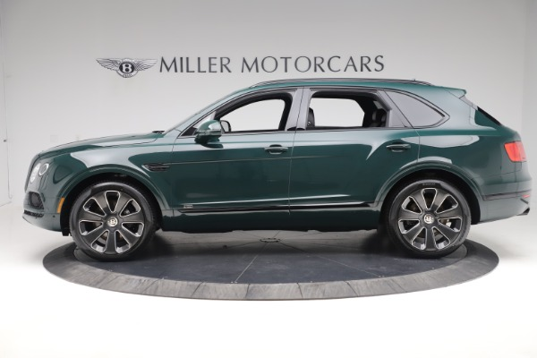 New 2020 Bentley Bentayga V8 Design Series for sale Call for price at Pagani of Greenwich in Greenwich CT 06830 3