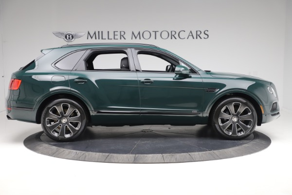 New 2020 Bentley Bentayga V8 Design Series for sale Call for price at Pagani of Greenwich in Greenwich CT 06830 9