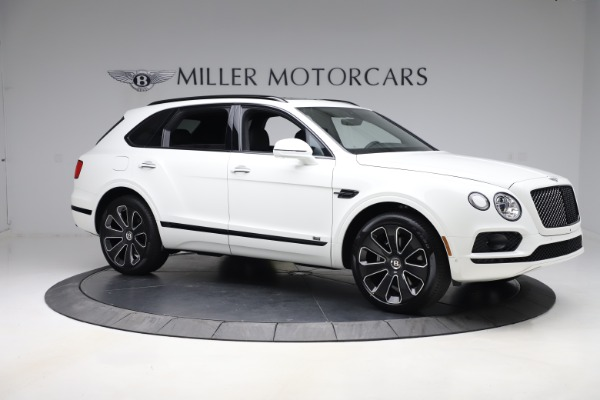 New 2020 Bentley Bentayga V8 Design Series for sale $216,860 at Pagani of Greenwich in Greenwich CT 06830 10
