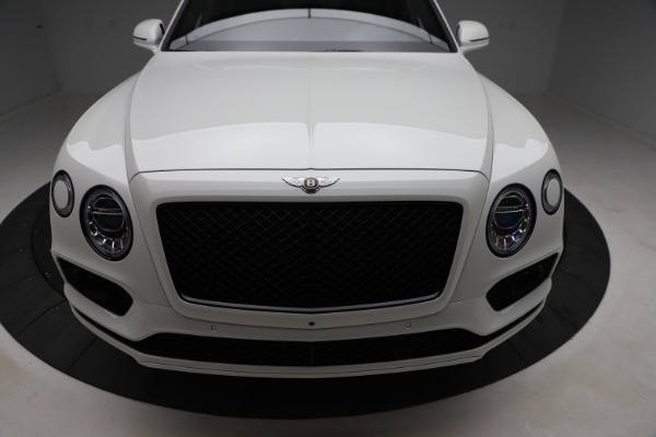 New 2020 Bentley Bentayga V8 Design Series for sale $216,860 at Pagani of Greenwich in Greenwich CT 06830 14