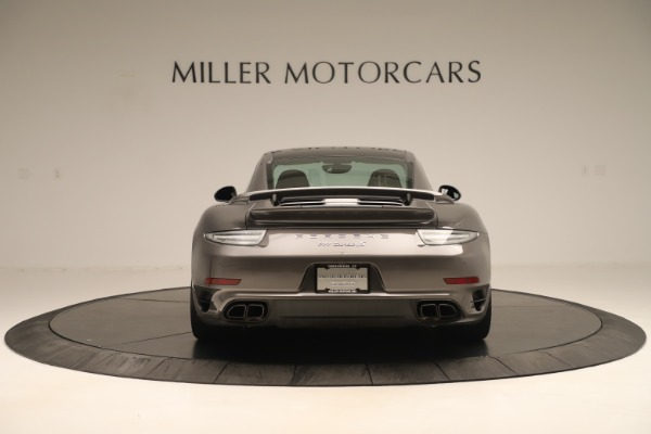 Used 2015 Porsche 911 Turbo S for sale Sold at Pagani of Greenwich in Greenwich CT 06830 6