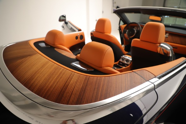 Used 2016 Rolls-Royce Dawn for sale Sold at Pagani of Greenwich in Greenwich CT 06830 26