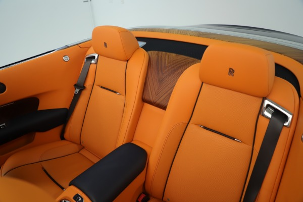 Used 2016 Rolls-Royce Dawn for sale Sold at Pagani of Greenwich in Greenwich CT 06830 27