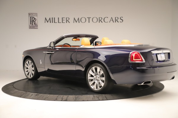 Used 2016 Rolls-Royce Dawn for sale Sold at Pagani of Greenwich in Greenwich CT 06830 4