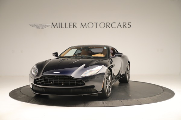 Used 2017 Aston Martin DB11 Launch Edition for sale Sold at Pagani of Greenwich in Greenwich CT 06830 11