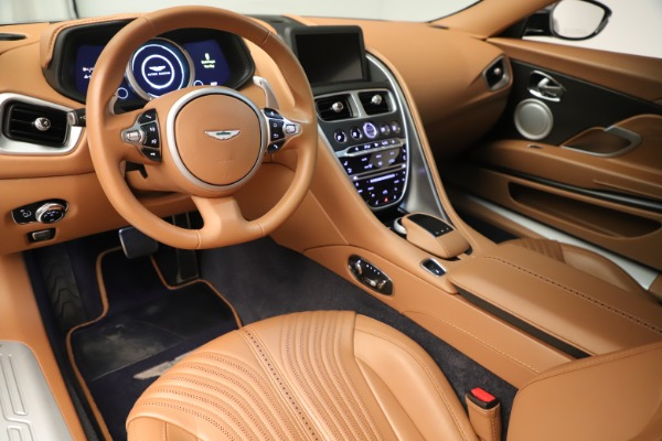 Used 2017 Aston Martin DB11 Launch Edition for sale Sold at Pagani of Greenwich in Greenwich CT 06830 13