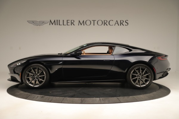 Used 2017 Aston Martin DB11 Launch Edition for sale Sold at Pagani of Greenwich in Greenwich CT 06830 2