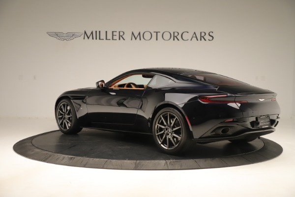 Used 2017 Aston Martin DB11 Launch Edition for sale Sold at Pagani of Greenwich in Greenwich CT 06830 3
