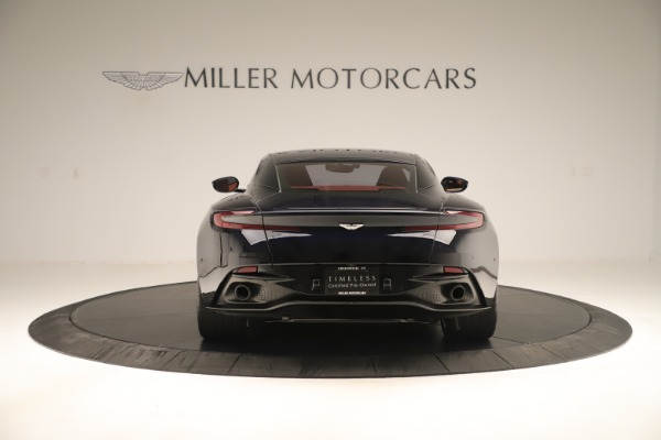Used 2017 Aston Martin DB11 Launch Edition for sale Sold at Pagani of Greenwich in Greenwich CT 06830 5