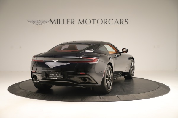 Used 2017 Aston Martin DB11 Launch Edition for sale Sold at Pagani of Greenwich in Greenwich CT 06830 6