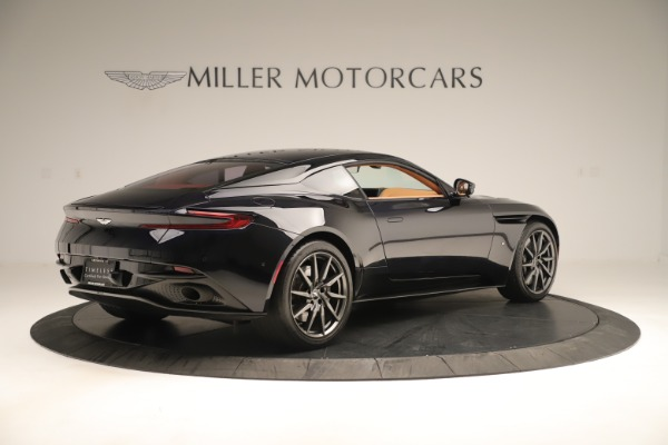 Used 2017 Aston Martin DB11 Launch Edition for sale Sold at Pagani of Greenwich in Greenwich CT 06830 7