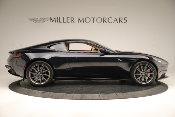 Used 2017 Aston Martin DB11 Launch Edition for sale Sold at Pagani of Greenwich in Greenwich CT 06830 8