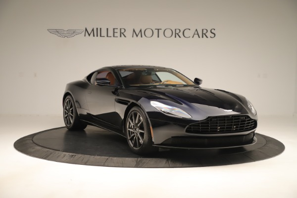 Used 2017 Aston Martin DB11 Launch Edition for sale Sold at Pagani of Greenwich in Greenwich CT 06830 9