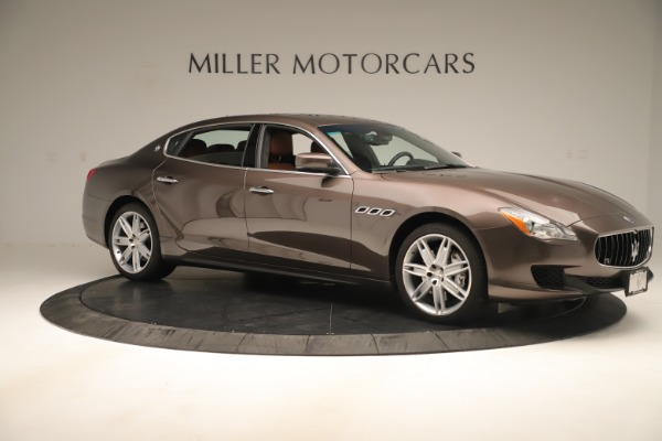 Used 2014 Maserati Quattroporte S Q4 for sale Sold at Pagani of Greenwich in Greenwich CT 06830 10