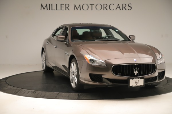 Used 2014 Maserati Quattroporte S Q4 for sale Sold at Pagani of Greenwich in Greenwich CT 06830 11