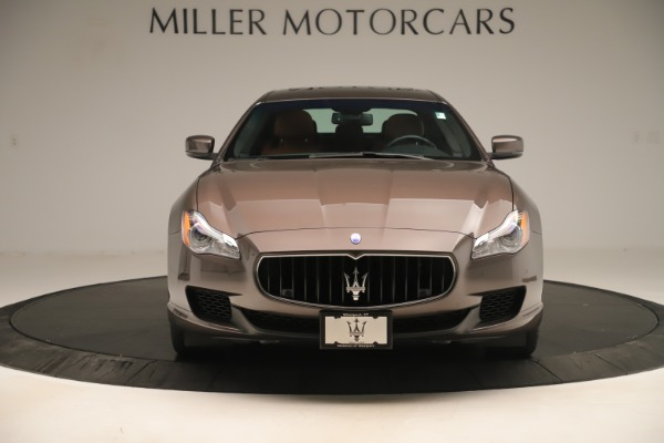 Used 2014 Maserati Quattroporte S Q4 for sale Sold at Pagani of Greenwich in Greenwich CT 06830 12