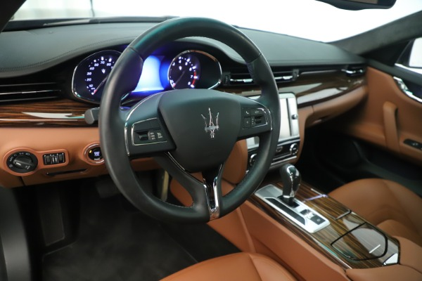 Used 2014 Maserati Quattroporte S Q4 for sale Sold at Pagani of Greenwich in Greenwich CT 06830 13