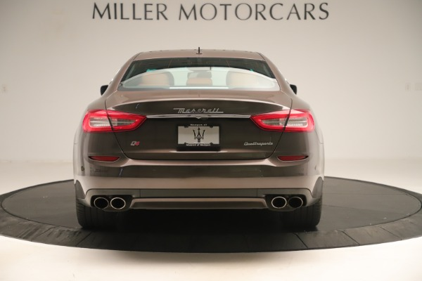 Used 2014 Maserati Quattroporte S Q4 for sale Sold at Pagani of Greenwich in Greenwich CT 06830 6