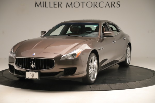 Used 2014 Maserati Quattroporte S Q4 for sale Sold at Pagani of Greenwich in Greenwich CT 06830 1