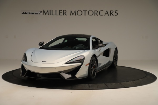 Used 2016 McLaren 570S Coupe for sale Sold at Pagani of Greenwich in Greenwich CT 06830 12