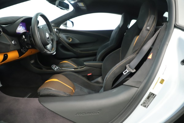Used 2016 McLaren 570S Coupe for sale Sold at Pagani of Greenwich in Greenwich CT 06830 14
