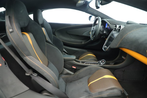 Used 2016 McLaren 570S Coupe for sale Sold at Pagani of Greenwich in Greenwich CT 06830 17