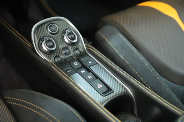Used 2016 McLaren 570S Coupe for sale Sold at Pagani of Greenwich in Greenwich CT 06830 21