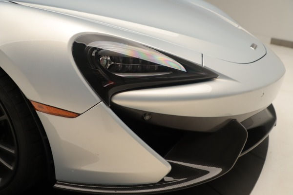 Used 2016 McLaren 570S Coupe for sale Sold at Pagani of Greenwich in Greenwich CT 06830 24