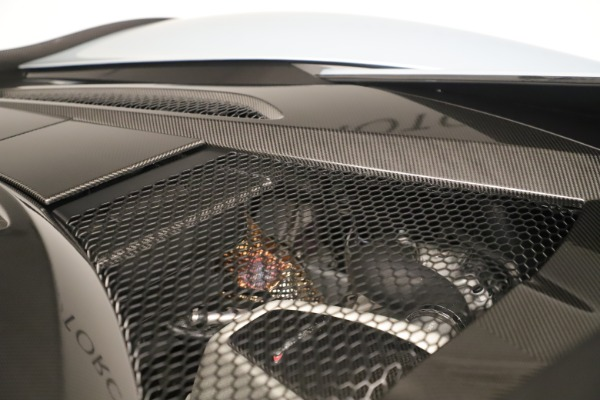 Used 2016 McLaren 570S Coupe for sale Sold at Pagani of Greenwich in Greenwich CT 06830 26