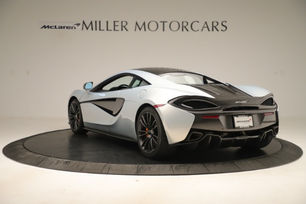 Used 2016 McLaren 570S Coupe for sale Sold at Pagani of Greenwich in Greenwich CT 06830 4