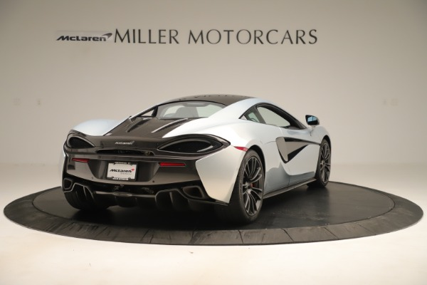 Used 2016 McLaren 570S Coupe for sale Sold at Pagani of Greenwich in Greenwich CT 06830 6