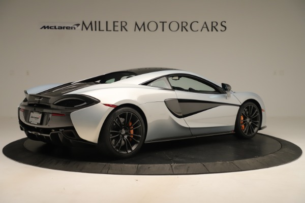 Used 2016 McLaren 570S Coupe for sale Sold at Pagani of Greenwich in Greenwich CT 06830 7