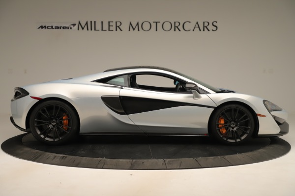 Used 2016 McLaren 570S Coupe for sale Sold at Pagani of Greenwich in Greenwich CT 06830 8