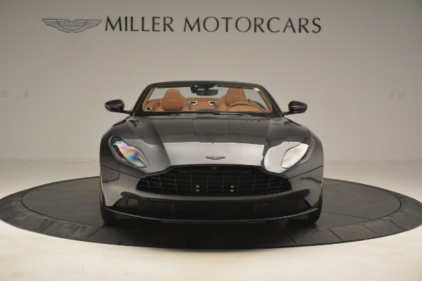 Used 2019 Aston Martin DB11 V8 Volante for sale Sold at Pagani of Greenwich in Greenwich CT 06830 11