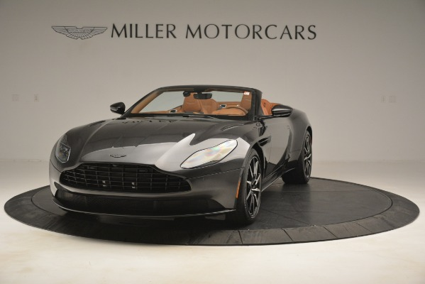 Used 2019 Aston Martin DB11 V8 Volante for sale Sold at Pagani of Greenwich in Greenwich CT 06830 12