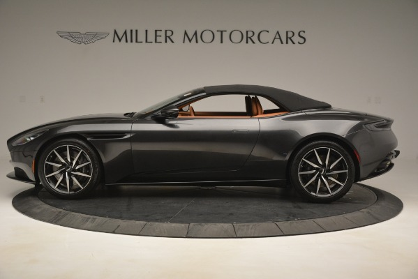 Used 2019 Aston Martin DB11 V8 Volante for sale Sold at Pagani of Greenwich in Greenwich CT 06830 14