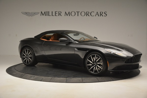 Used 2019 Aston Martin DB11 V8 Volante for sale Sold at Pagani of Greenwich in Greenwich CT 06830 16