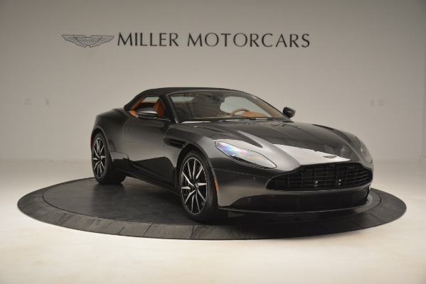 Used 2019 Aston Martin DB11 V8 Volante for sale Sold at Pagani of Greenwich in Greenwich CT 06830 17