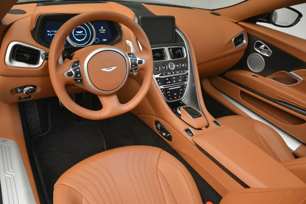Used 2019 Aston Martin DB11 V8 Volante for sale Sold at Pagani of Greenwich in Greenwich CT 06830 18