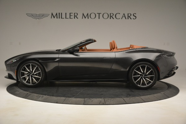 Used 2019 Aston Martin DB11 V8 Volante for sale Sold at Pagani of Greenwich in Greenwich CT 06830 2