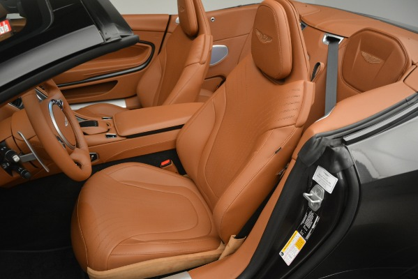 Used 2019 Aston Martin DB11 V8 Volante for sale Sold at Pagani of Greenwich in Greenwich CT 06830 20
