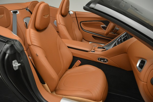 Used 2019 Aston Martin DB11 V8 Volante for sale Sold at Pagani of Greenwich in Greenwich CT 06830 21