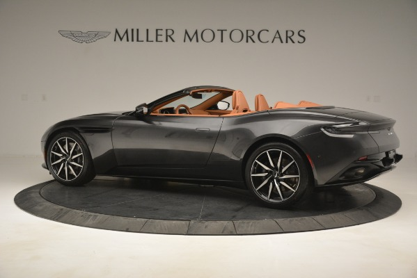 Used 2019 Aston Martin DB11 V8 Volante for sale Sold at Pagani of Greenwich in Greenwich CT 06830 3